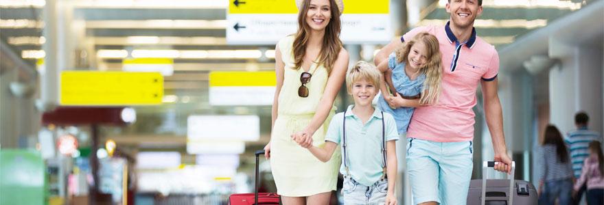Planifier un voyage en famille